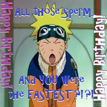 Happy B-day!~Naruto