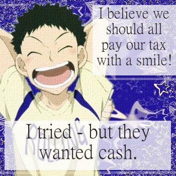 Paying in Smiles-Tajima