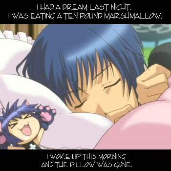 Shugo Chara--Amu prank call