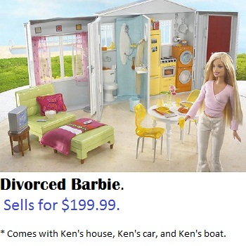 Barbie's Divorce!