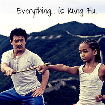 Everything is Kung fu