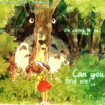 [Can you FIND me?] (O w O)