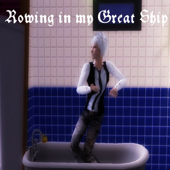 Rowing The Bathtub!