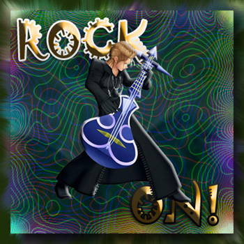 Rock On Demyx