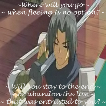 Would you abandon your life?