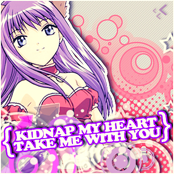 [Kidnap my heart]