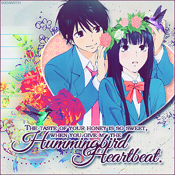 [Hummingbird Heartbeat]