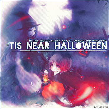 [Halloween Is Near]