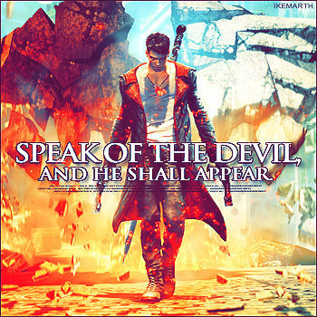 [Speak of the DEVIL]