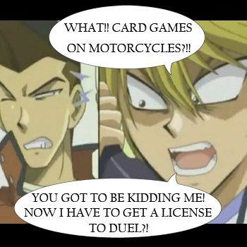 CARD GAMES ON WHAT?!