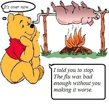 Where did Piglet go?