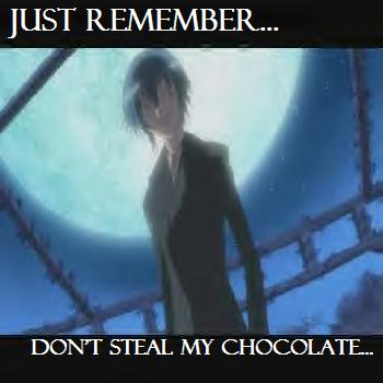 Don't Steal the Chocolate