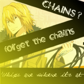 Forget the [CHAINS]