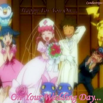 Happy Wedding Day!~