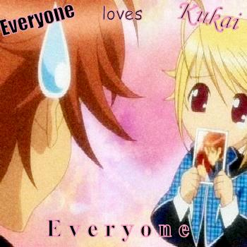 Everyone Loves Kukai Souma!