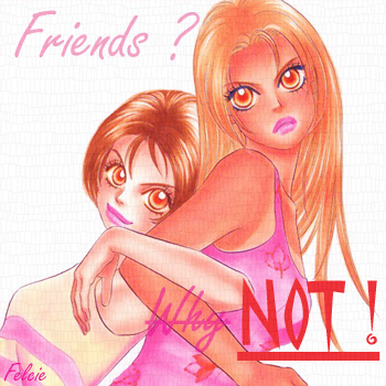 [not] friends