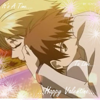 Happy Valentine~