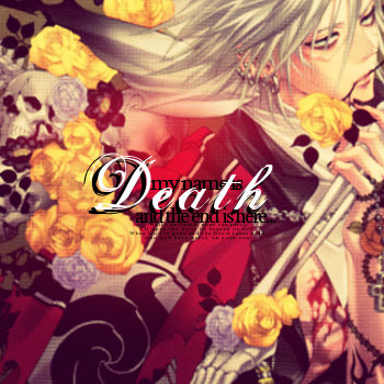 My name is Death
