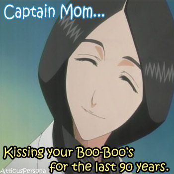 Captain Mom...