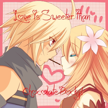 Love Is Sweeter Than...