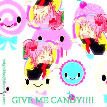 GIVE ME CANDY!!!~Amu