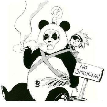 No Smoking!!!