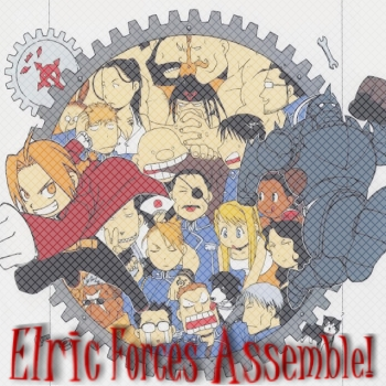 The Elric Forces