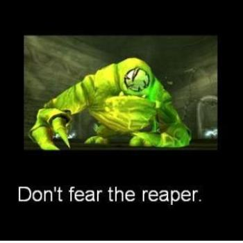 (Don't Fear) The Reaper