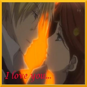 I love you =D