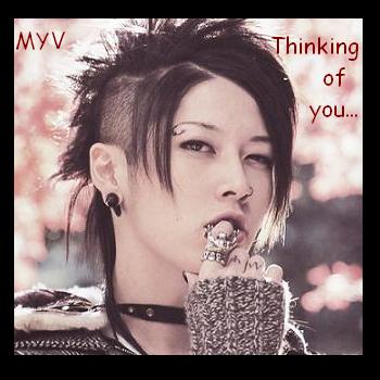 MYV: Thinking of you