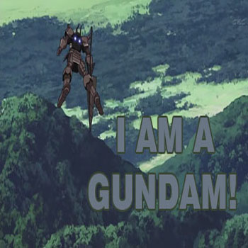 Because everyone want to be a Gundam