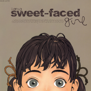 Sweet-faced