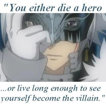 Hero and Villain