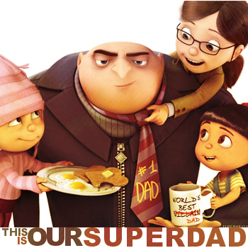 Our Superdad