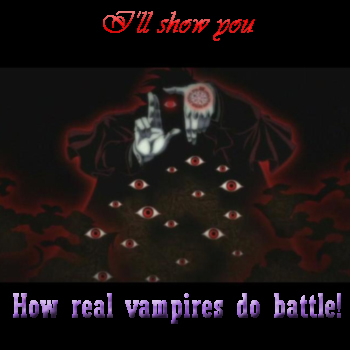 Real Vampires