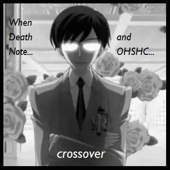 Ouran/Death note crossover