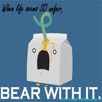 BEAR WITH IT. ^^