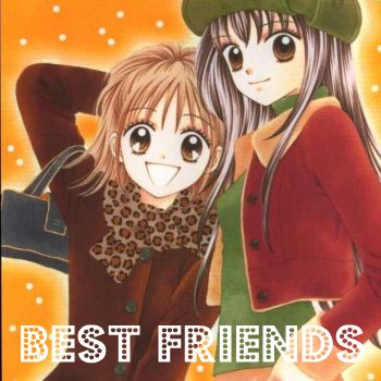 Ayu and Nina- Best Friends!