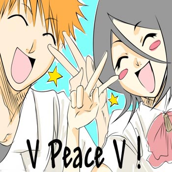 V Peace V!