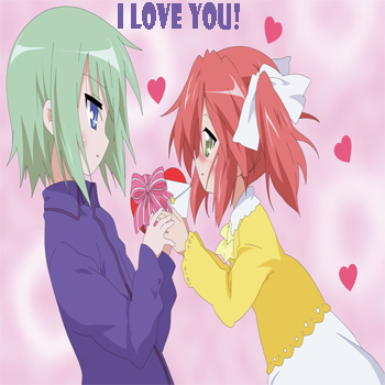 Lucky star Love!