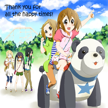 K-on Happy times!