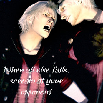 Nero's scream