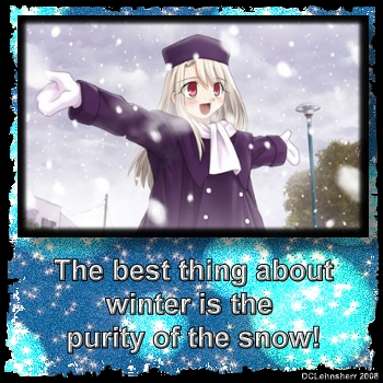 Snow's Purity!