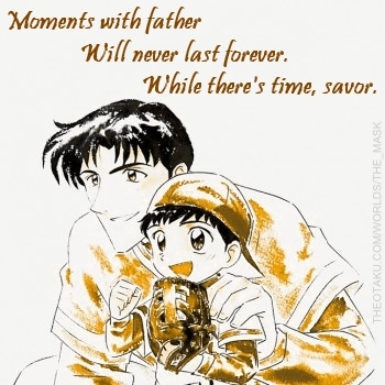 Moments with Father