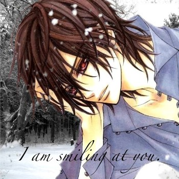 Kaname's Winter Smile