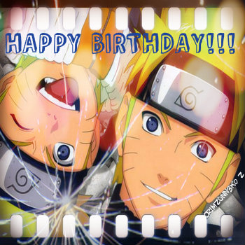 Happy Birthday Naruto