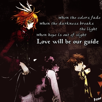 Love will be our guide