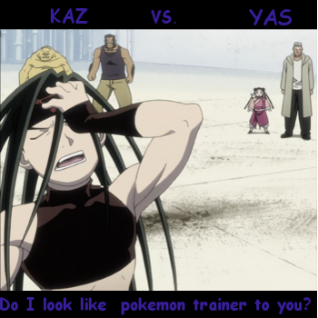 the fullmetal yas and kaz