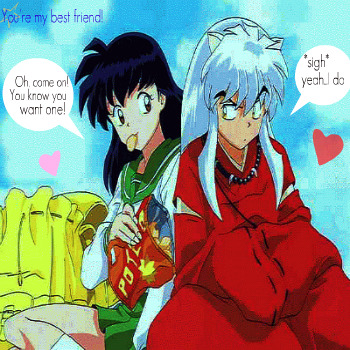 Inuyasha Friendship! :)