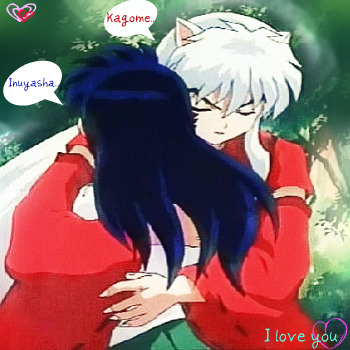 Inuyasha Love!